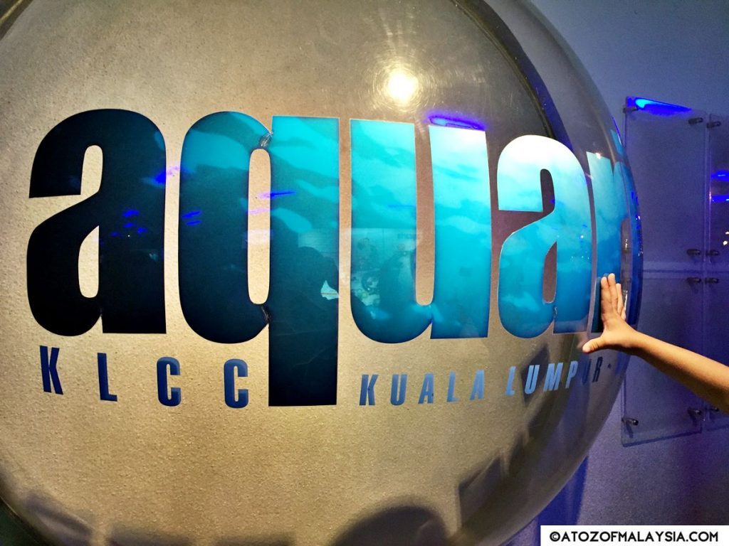 Aquaria KLCC Kuala Lumpur Malaysia