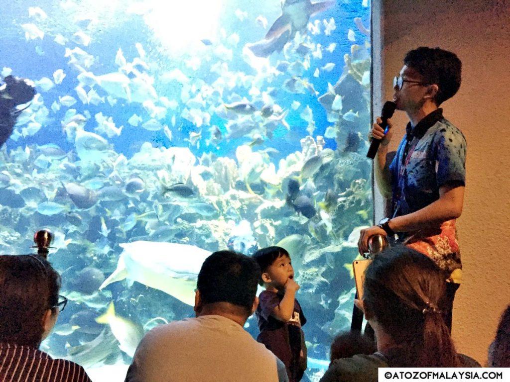 Aquatheatre Aquaria KLCC 05