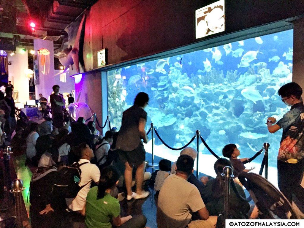 Aquatheatre Aquaria KLCC