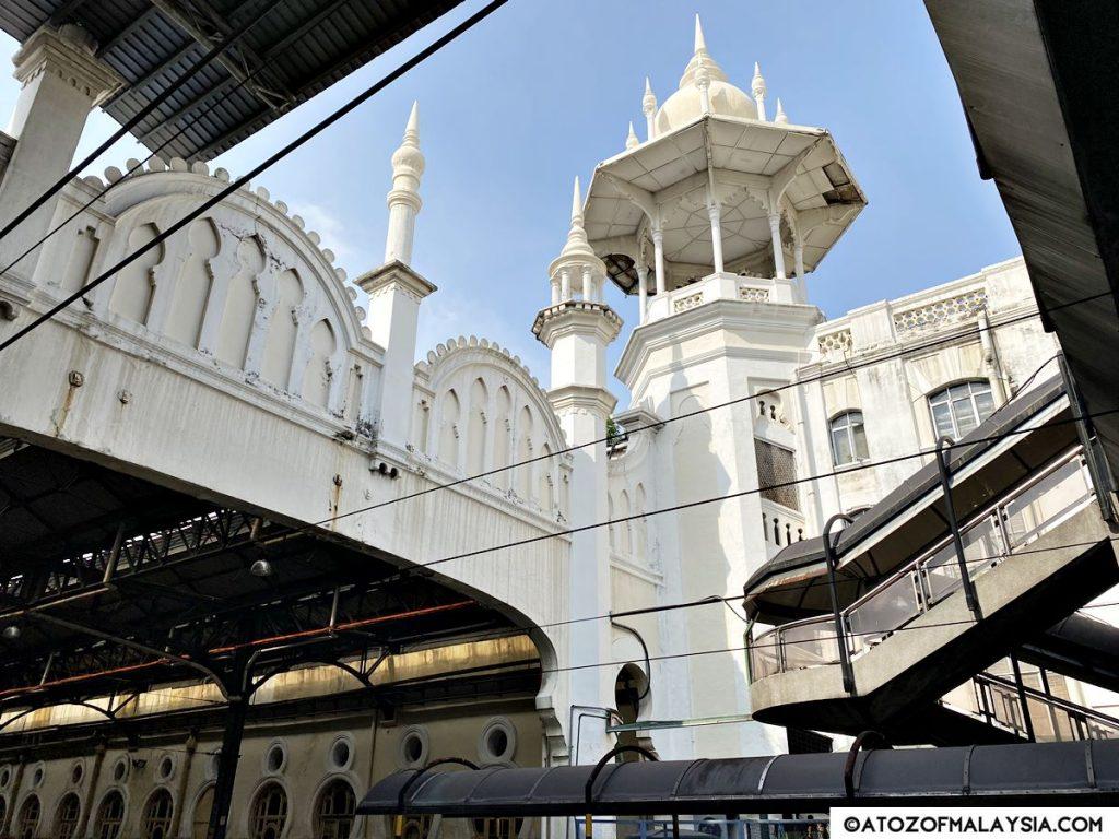 KTM Kuala Lumpur station in KL