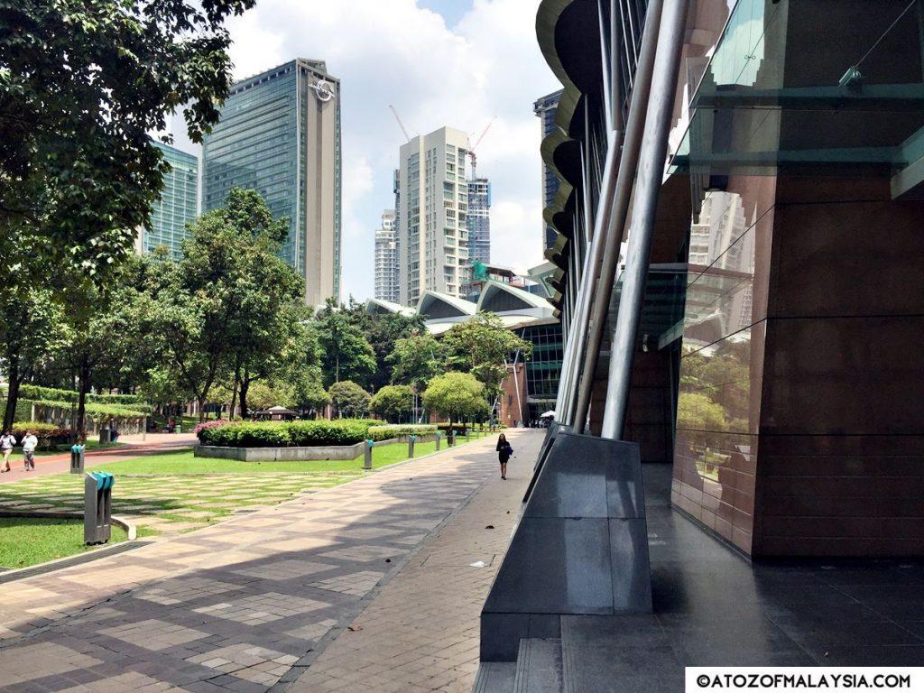 Kuala Lumpur Convention Center to Aquaria KLCC