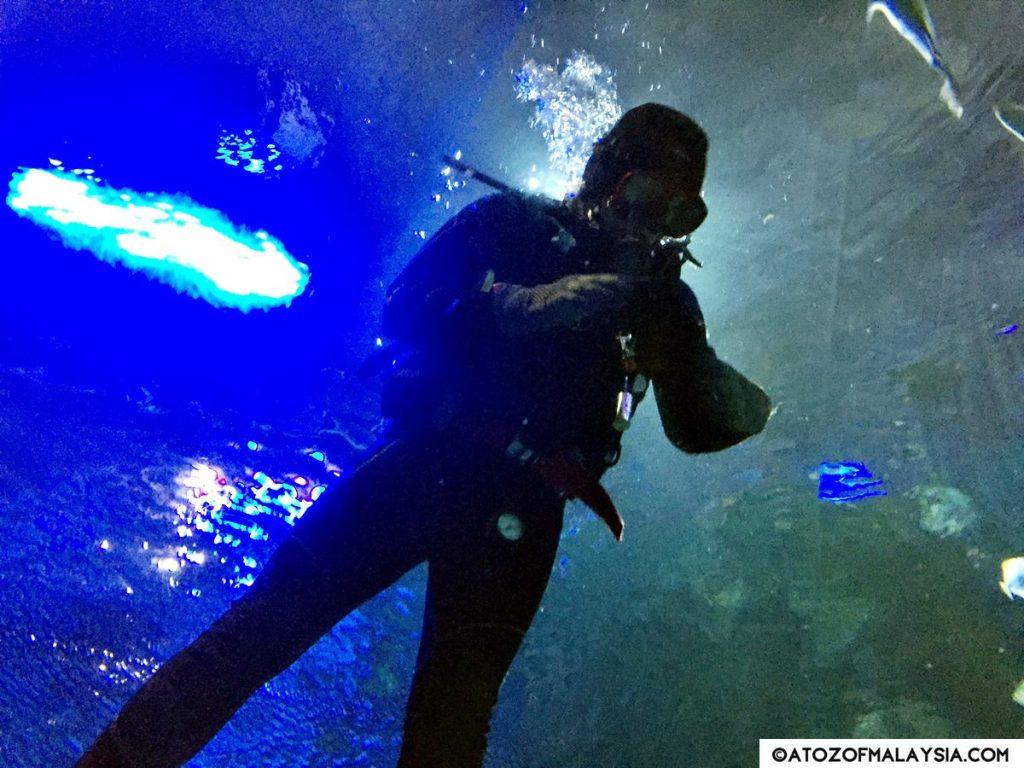 Oceanarium Aquaria KLCC 04